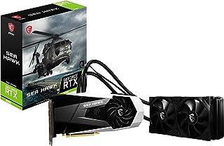MSI GeForce RTX 3080 SEA Hawk X 10G LHR Water Cooled Next GEN Graphics Card