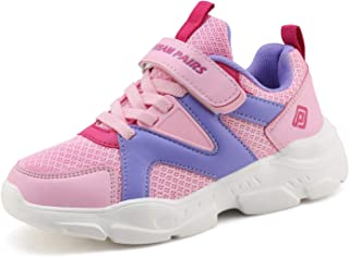 Boys Girls Tennis Running Shoes Sports Sneakers