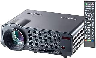 SceneLights HD Beamer: LED LCD Beamer LB 9300.hd mit WXGA Auflösung, 2.800 Lumen (LED Heim Beamer)