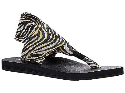 Sanuk Sling Soft Top Tiger