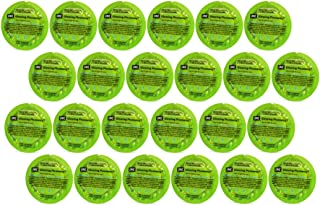 ONE Glowing Pleasures Glow in the Dark Lubricated Latex Condoms Bulk [A New Experience with Your Partner] - 24 Latex Condoms