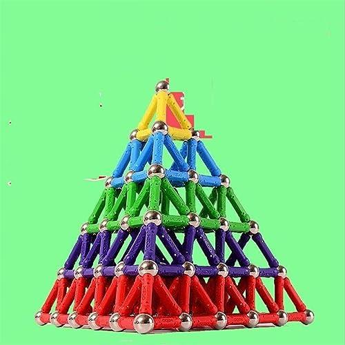 últimos estilos BABIFIS Puzzle Barra de Juguetes magnéticos Puros Puros Puros a Granel 660 Piezas de Bloques de Montaje magnéticos Fuerza Intelectual de los Niños mujer Niño de 3 a 10 años 298 Pieces  liquidación hasta el 70%