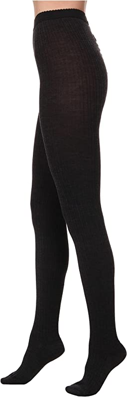 Wolford - Fine Merino Rib Tights