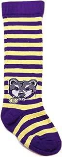 Licensed Univ of Washington Huskies Toddler Knee High Socks (fits shoe size 3-7)