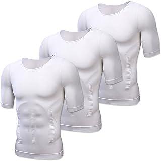 JTRAVEL 加圧シャツ 加圧インナー スポーツインナートレーニングウェア 猫背 姿勢矯正 ダイエット ランニング コンプレッションウェア 補正下着 ジム 機能性肌着 疲労軽減