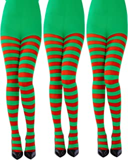Best christmas green tights Reviews