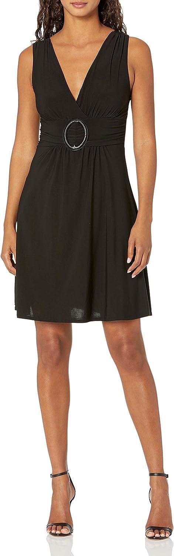 Star Vixen Women's Sleeveless O-Ring Dress