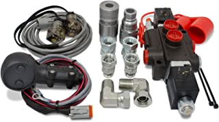 auxiliary hydraulic kits for tractors