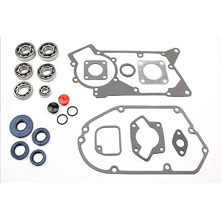 4 Gang Motor Regeneration Set Dichtsatz Kugellager Für Simson S51 Kr51 2 Auto