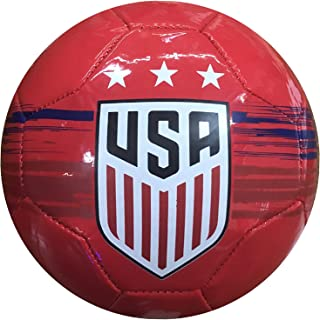 Icon Sports Fan Shop Officially Licensed Soccer Ball FIFA World Cup USWNT, Alternate 3, Size 2