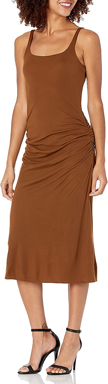 Rebecca High quality new Taylor Women's Seam Ruched Don't miss the campaign Dress