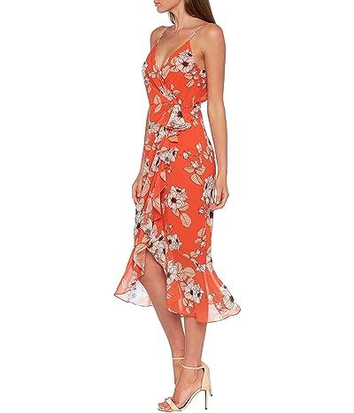 Bardot Loretta Maxi Dress (Poppy) Women
