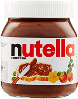 Nutella Hazelnut Cocoa Spread 350 GM-Pack of 3