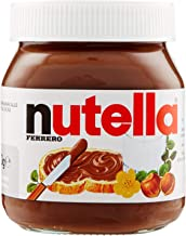Nutella Chocolate Hazelnut Spread with Cocoa, 400g ( Pack of 10 )