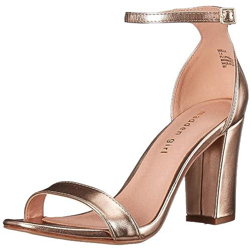 85c3e2c2a Madden Girl Women's Beella Dress Sandal