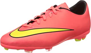 Youth Mercurial Victory V FG Soccer Shoes (Hyper Punch) 3