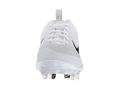 Platinum Nike Pro Platinum Hyperdiamond Pure Black White 2 Pure qq8rpB