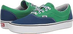 (Lace Mix) True Blue/Fern Green