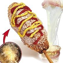 李さんの韓国チーズドッグ(モッツアレラ チーズ ハットグ) 冷凍10本セット A