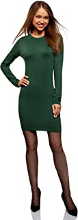 Collection Women's Basic Knitted Dress