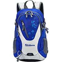 Ubon Small Casual 20L Water Resistant Hiking Backpack