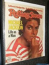 Michael Jackson / Rolling Stone Magazine Vol. 389, February 17, 1983, Magazine