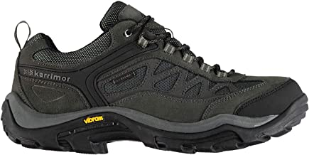Karrimor Mens Aspen Low Walking Shoes Waterproof Lace Up