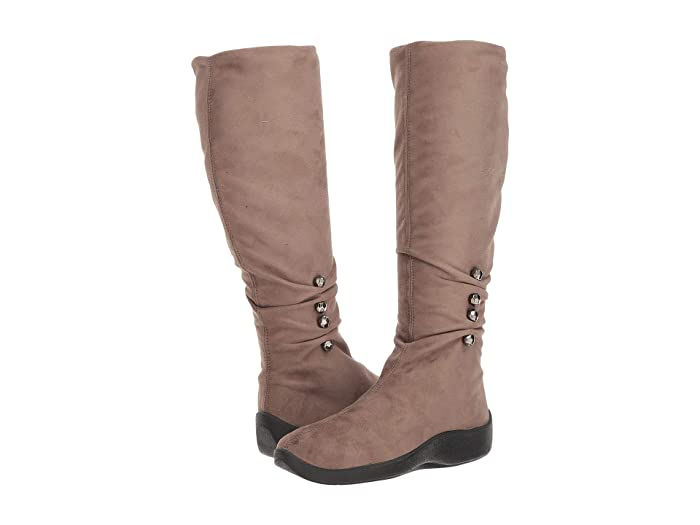 Arcopedico  Liana (Taupe Faux Suede) Womens  Boots