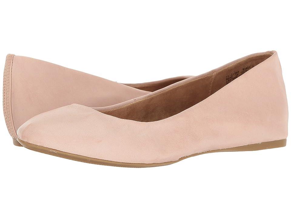G.H. Bass & Co. Felicity (Blush Pink Whitewashed Full Grain) Women