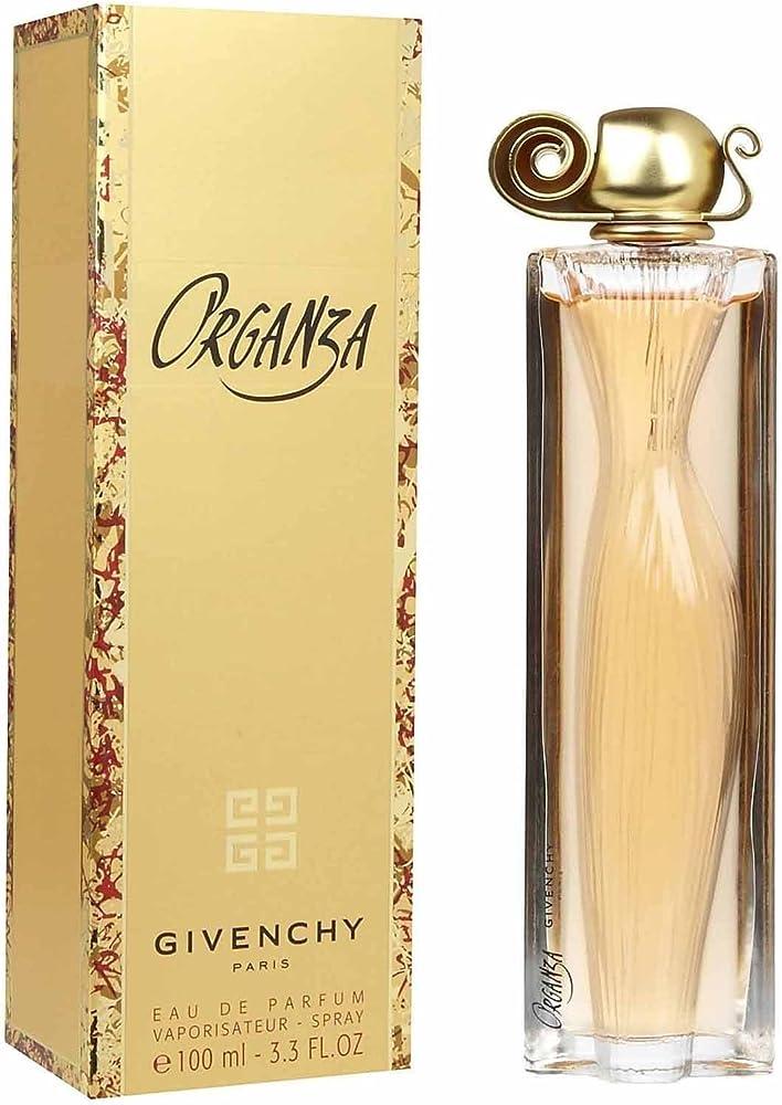 Givenchy organza, eau de parfum per donna, 100 ml 125333