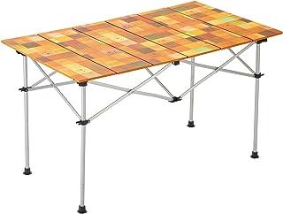 Coleman(コールマン) テーブル ナチュラルモザイクロールテーブル/120 [4~6人用] 2000031293