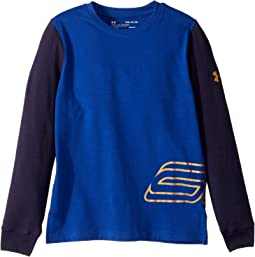 SC30 MVP Long Sleeve (Big Kids)