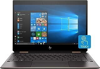 """HP Spectre X360 13.3"""" Katlanır Bilgisayar, Intel Core i7-8565U, 512 GB SSD, 8 GB DDR4, Intel UHD Graphics 620, 6AV77EA, Windows 10, Koyu Kül Grisi"""
