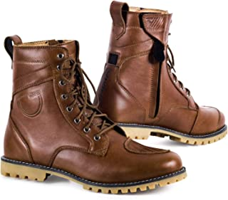 Best brown motorcycle boots Reviews