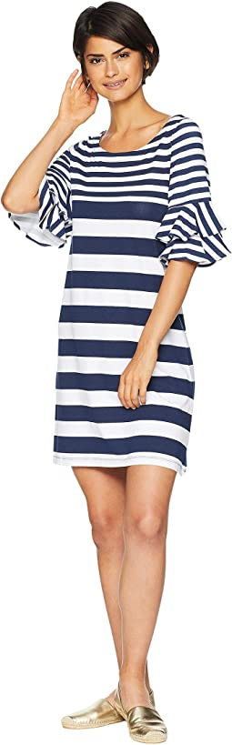 True Navy Pop Up Safari Stripe Eng