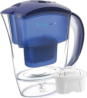 TM Electron TMJAR025BL Filtre à eau compatible avec cartouches Design spécial pour réfrigérateur avec 2,5 l de capacité et...