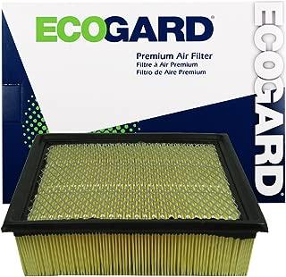 ECOGARD XA5642 Premium Engine Air Filter Fits Ford F-150 5.0L 2011-2019, F-150 3.5L 2011-2019, F-150 2.7L 2015-2019, F-250 Super Duty 6.2L 2011-2016, F-150 5.4L 2009-2010, Expedition 5.4L 2007-2014