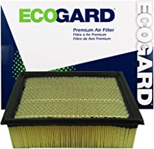ECOGARD XA5642 Premium Engine Air Filter Fits Ford F-150, F-250 Super Duty, Expedition, F-350 Super Duty / Lincoln Navigator / Ford F-450 Super Duty, F-550 Super Duty