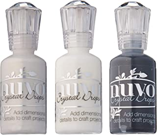 Nuvo by Tonic Studios NUV2000N Crystal Drops Timeless Classic, None