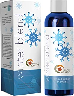Daily Shampoo for Color Treated Hair Hypoallergenic Sulfate Free Hair Cleanser for Oily Scalp with Cooling Vitamin Rich Pure Mint Aromatherapy Blend with Jojoba Oil For Healthy Hair For Men and Women