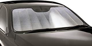 Intro-Tech FD-55-R Ultimate Reflector Custom Fit Folding Windshield Sunshade for Select Ford C-Max Models, Silver