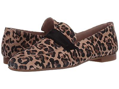 Paul Green Adelle Flat (Leopard Camel) Women