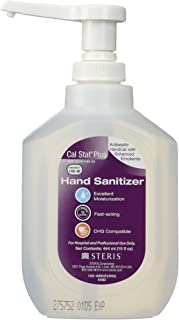 Steris Cal Stat® Plus Antiseptic Handrub with Enhanced Emollients 15 Oz. Bottle with Pump, Each