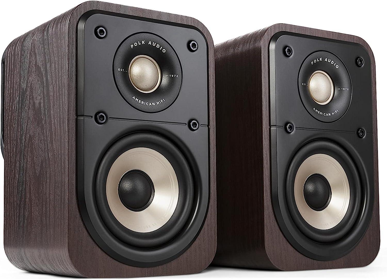 Polk Max 57% OFF Signature Elite ES10 Surround Loudspeaker Ce Los Angeles Mall - Audio Hi-Res