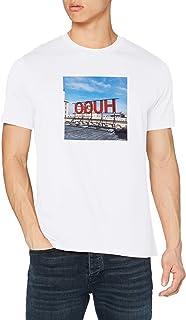 HUGO Dus Camiseta para Hombre