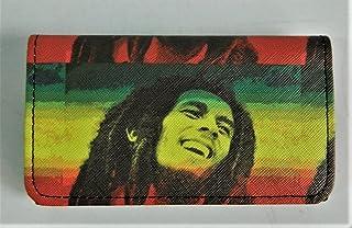 cba28a21fa Blague à tabac Bob Marley Rasta pochette conserver le tabac et le  transporter,