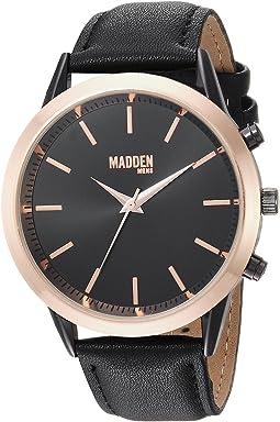 Madden Mens SMMW012Q-BK