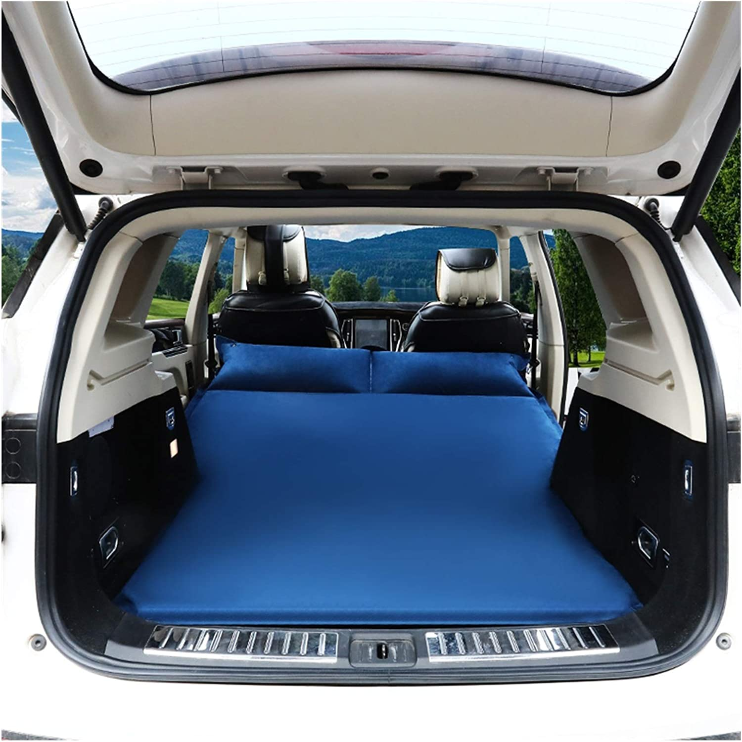 High material JPMSB Car Home Office Inflatable Outdoor People Mattress Elegant Air 2-3