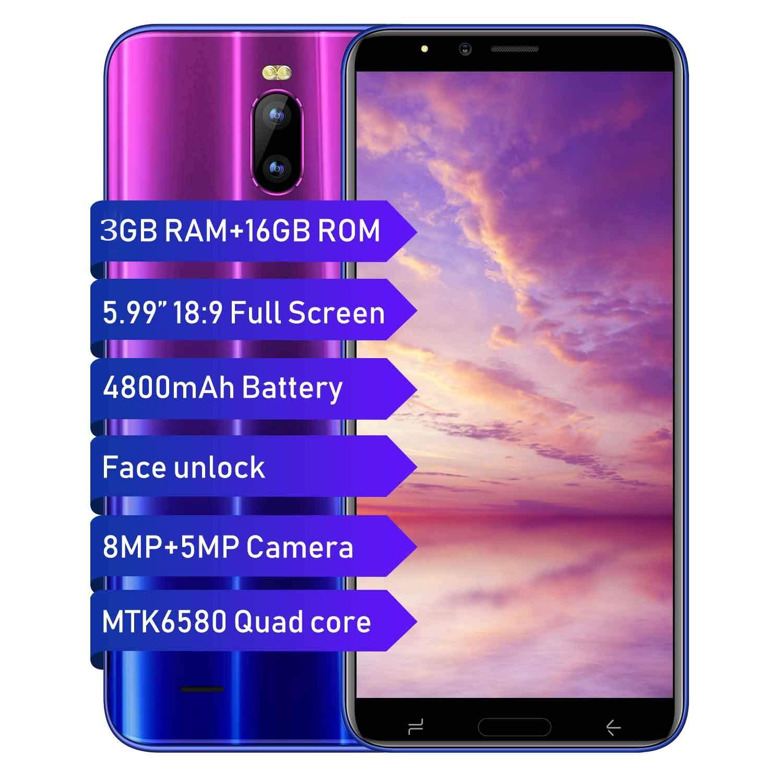 Moviles Libres Baratos 4G J6+(2019) 5.99 Pulgadas 3GB RAM y 16GB ...