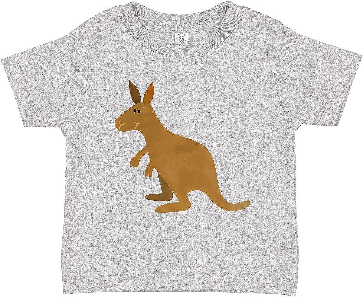inktastic Kangaroo Cute Toddler T-Shirt